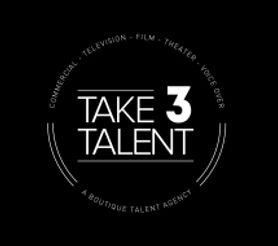 Danielle Kelsey Take 3 Talent Ageny Logo