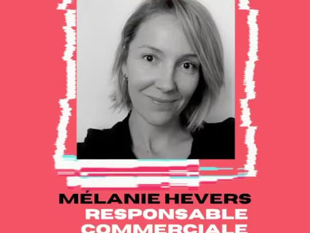 Interview Mélanie Hevers 📣