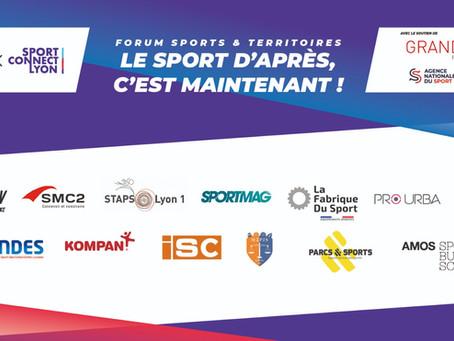 📣 Forum Sports & Territoires 📣