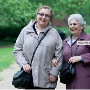 Age UK Kensington & Chelsea Walking Programme