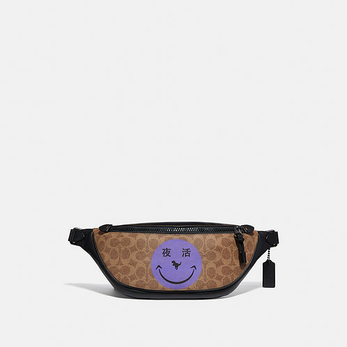 Coach x Yeti Out Signature Canvas Belt Bag