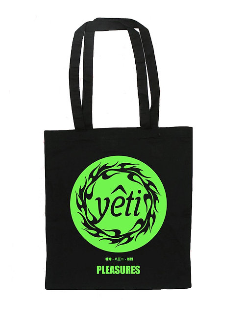Pleasures x Yeti Record Bag Tote