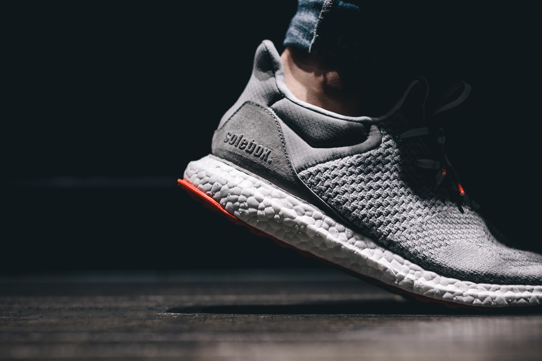 c2ec4358534958 Solebox x adidas Consortium Ultra Boost Uncaged
