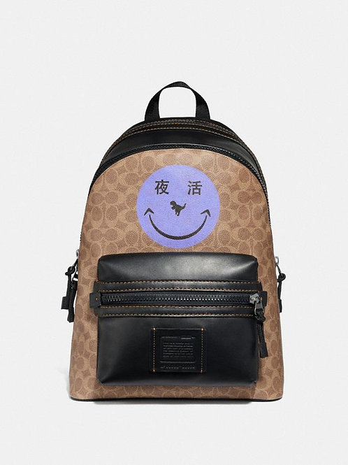 Coach x YetiOut Signature Canvas Backpack