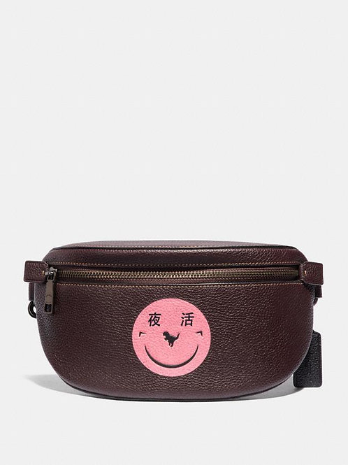 Coach x Yeti Out Leather Belt Bag