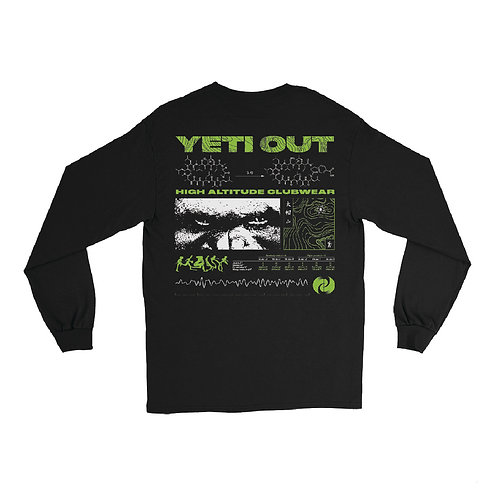 Cryptozoology Long Sleeve Sweater