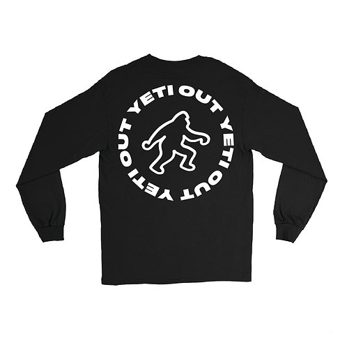 Yeti Out There Long Sleeve Top