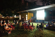 Kids camping movies projector.jpeg