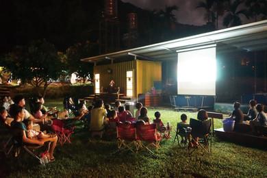 Kids camping movies projector.jpeg