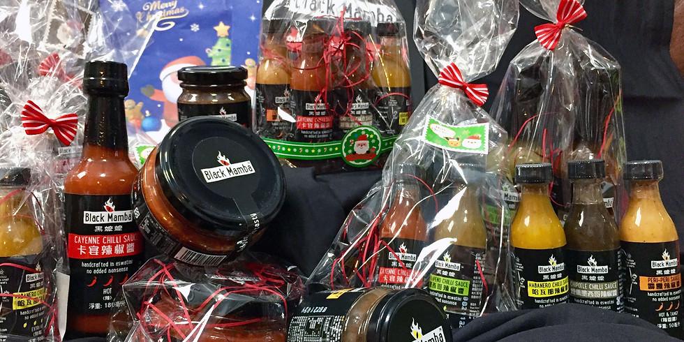 Taichung Spicy Christmas台中聖誕市集