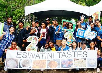 Vendors Volunteers eSwatini Sunday.JPG