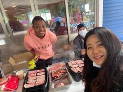 SEE Brekkie Team bacon