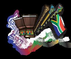 Crafts drums vuvuzelas icon