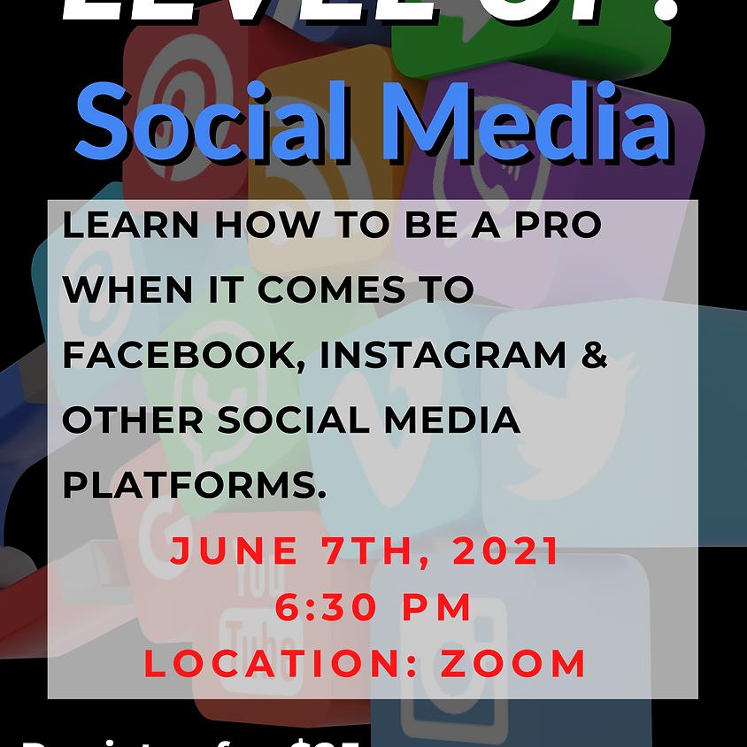 Level Up! Social Media