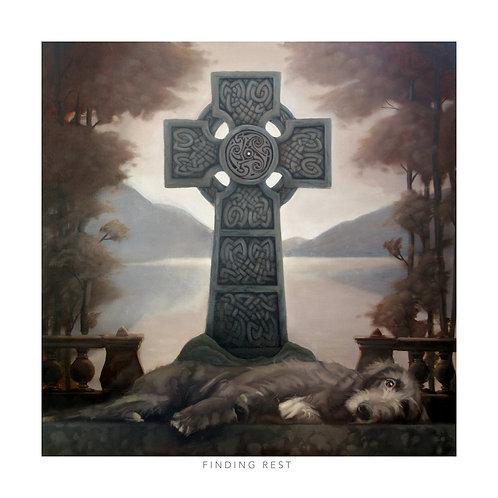 'Finding Rest' Limited Edition Fine Art Giclée Print