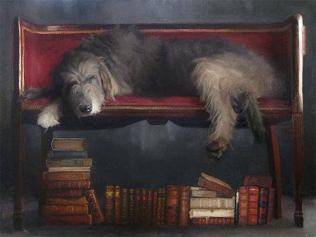 'Light Reading' Limited Edition Fine Art Giclée Print