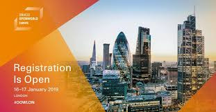 Oracle Open World London 16 - 17 January