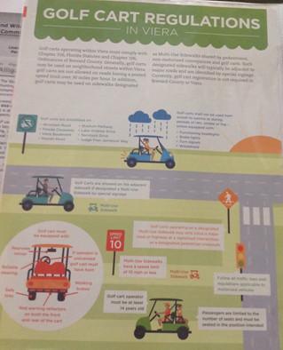 Golf Cart Laws & Info