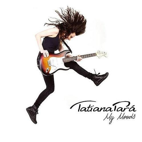 CD My Moods - Tatiana Pará