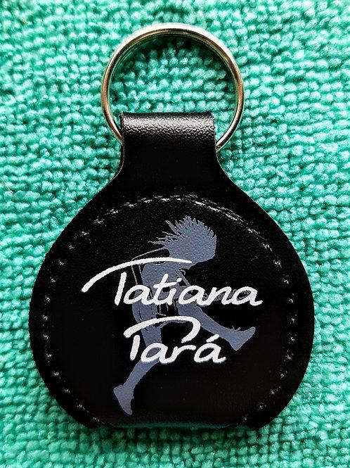 Chaveiro Porta Palhetas Tatiana Pará