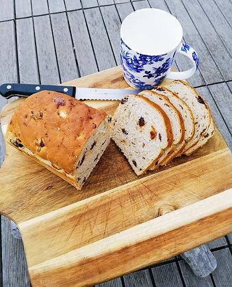 SBG Raisin Bread