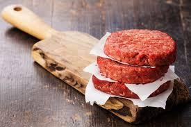 Beef Patties (4 per pack)