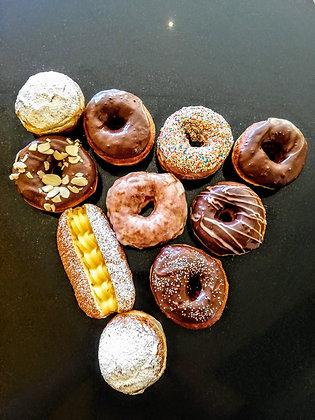 SGB Assorted Doughnuts