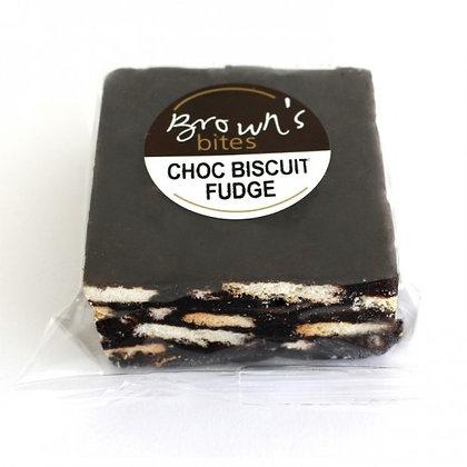 Choc Biscuit Fudge