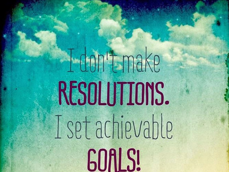 Screw Resolutions: New Year, Same Awesome Me