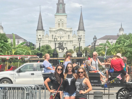 NOLA Travel: Laissez Les Bon Temps Rouler (Let The Good Times Roll)