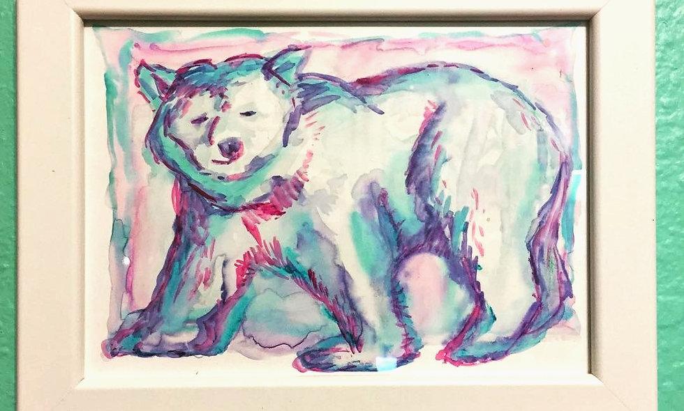 Save the Polar Bears (SOLD)