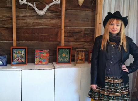 September Artist of the Month with Austin Creative Reuse