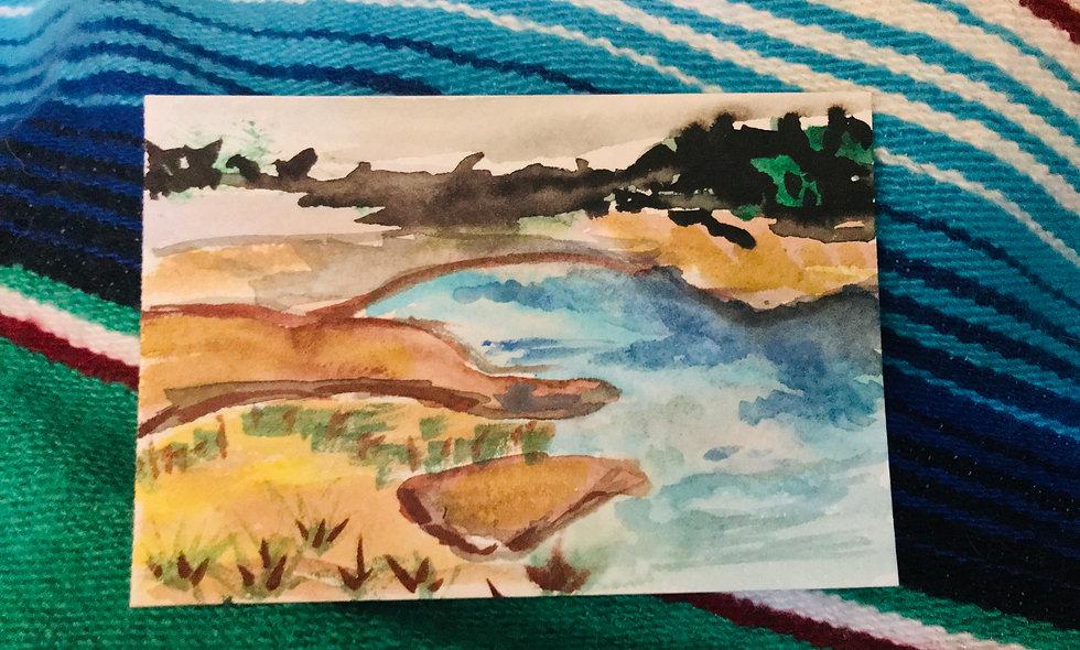 Texas State Park Series: Pedernales Falls