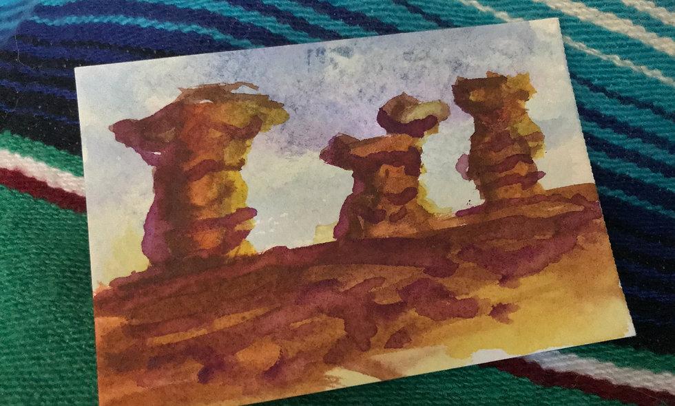 National Park Series: Chiricahua