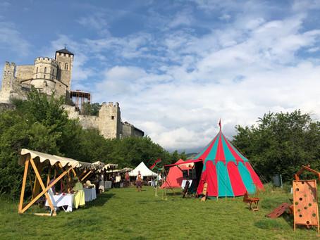 Châteaux et musées en fête