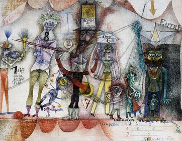 Klee-Music-at-the-Fair-DeAgostini-G-Dagl