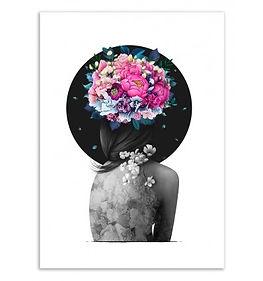 art-poster-50-x-70-cm-infinity-of-bloom-