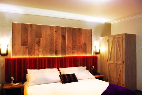 Habitacion Hotel Casablanca Chile