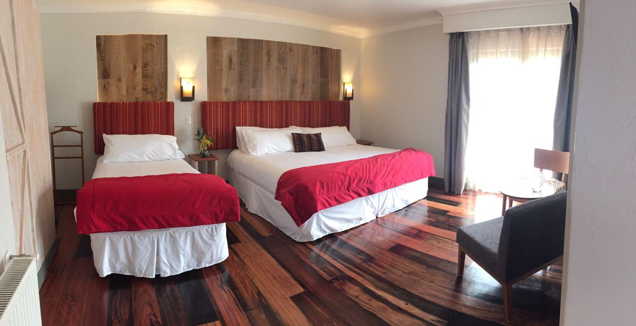 Hotel Casablanca BCW habitación