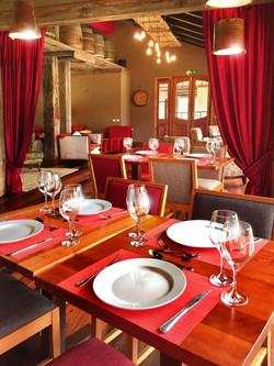 Hotel Casablanca BCW comedor