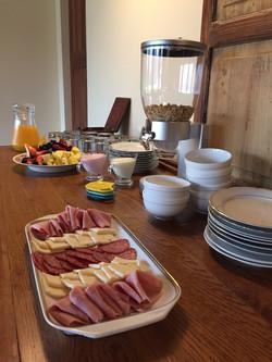 Meson Buffet Desayuno Hotel Casablanca BCW