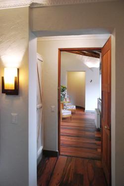 Interior Habitaciones pasillo