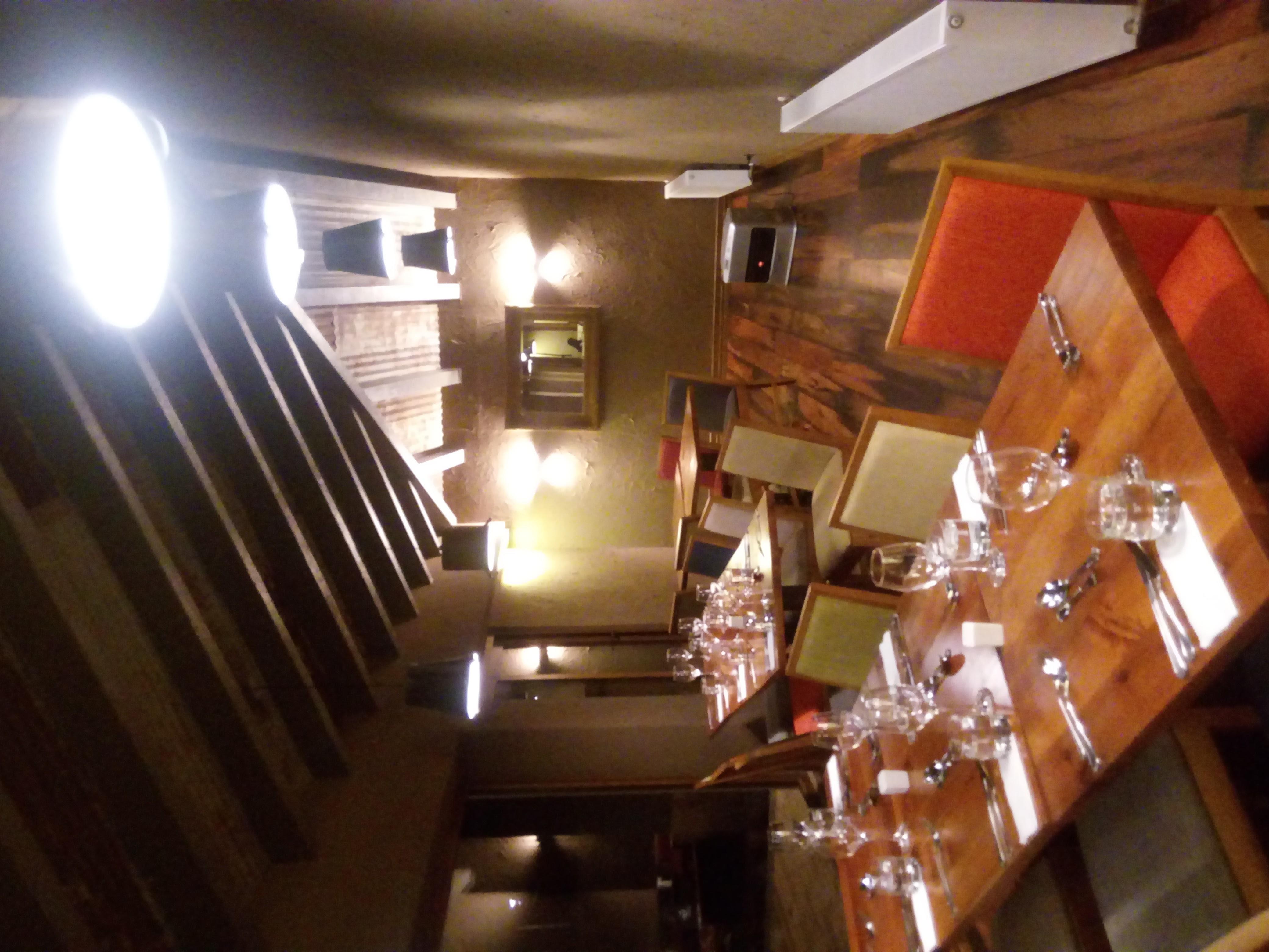 Comedor Hotel Casablanca bcw