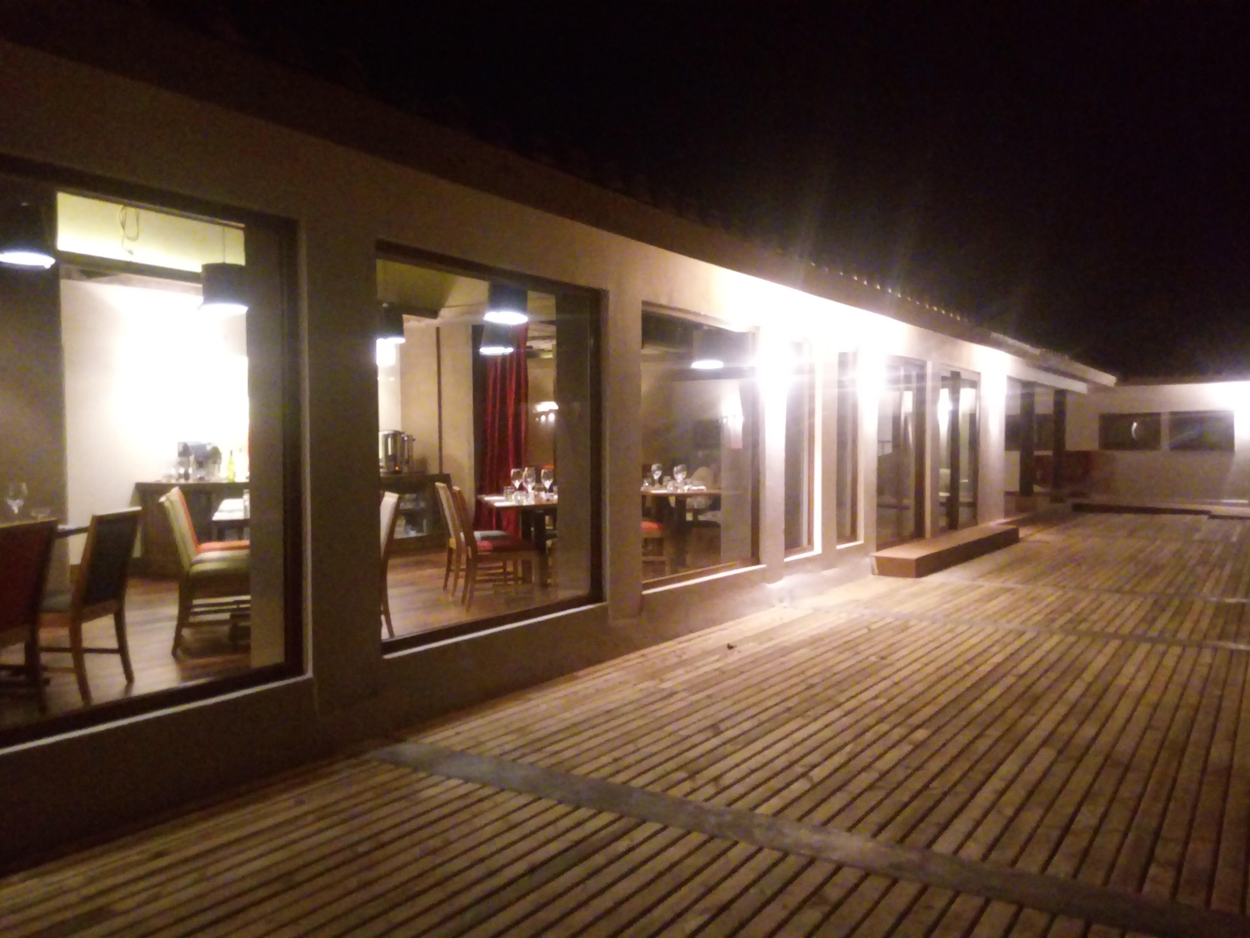 Terraza Hotel Casablanca bcw