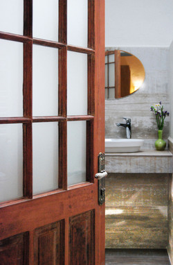 Baño Hotel Casablanca bcw