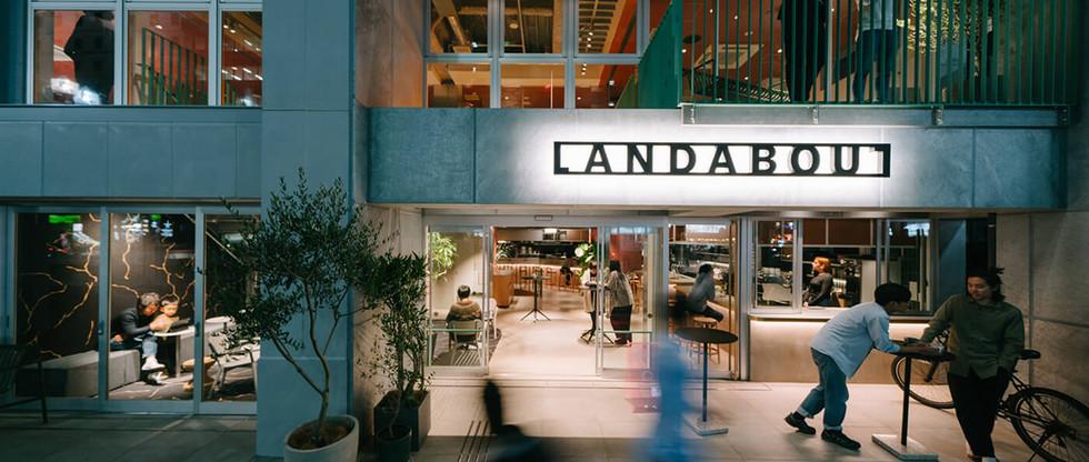 LANDABOUT TOKYO