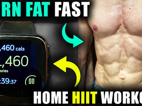 1000 + calorie home workout