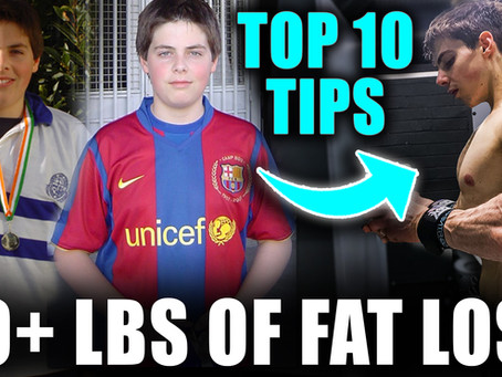 top 10 fat loss tips that changed my life