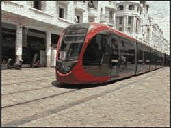 RD #11 Red Train (Casablanca)