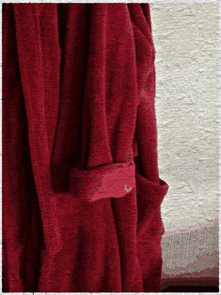 RD #7 Yesenia's Red Robe